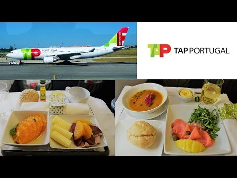 TAP Portugal Business Class Experience