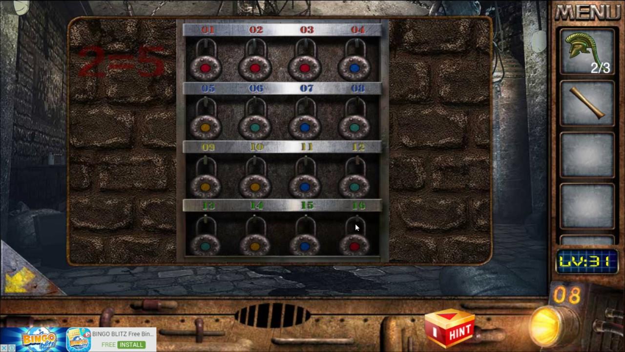 Can You Escape The 100 Room 6 Level 31 Walkthrough Youtube