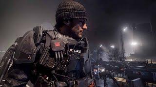 Call of Duty Advanced Warfare - Начало игры (Война будущего)