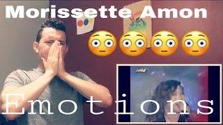 Morissette Amon - Emotions | REACTION