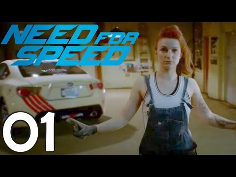 YEAHHHHHH!! - Let's Play Need For Speed (2015) #01 [1080p/Deutsch/Facecam]