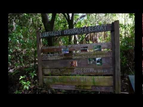 "Wotten Waven Sulphur Springs in Dominica (""Bumpiing Tours""-  December 27, 2011)"