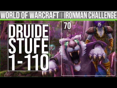 Ironman Challenge - Druide - #70 Verlorene Schlüssel! [Deutsch] - WoW