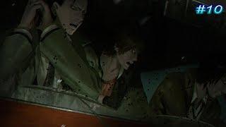 【PS4 Pro】死印 #10 第二章:森のシミ男③