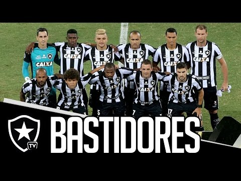 Bastidores | Botafogo 2x1 Estudiantes