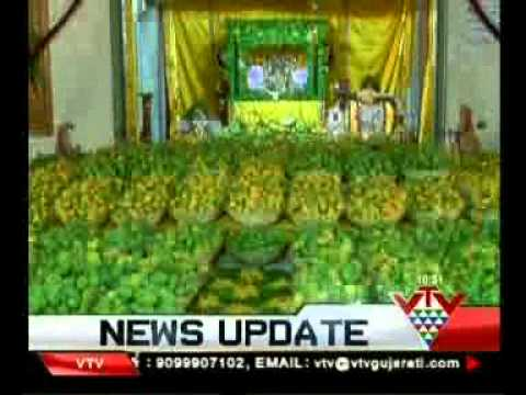 Aamotsav news @Vtv gujarati 26may2013