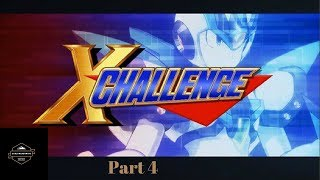 Mega Man X Legacy Collection X Challenge (Easy Mode) - Stage 4