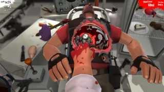 Прохождение Surgeon Simulator 2013 - Meet the Medic