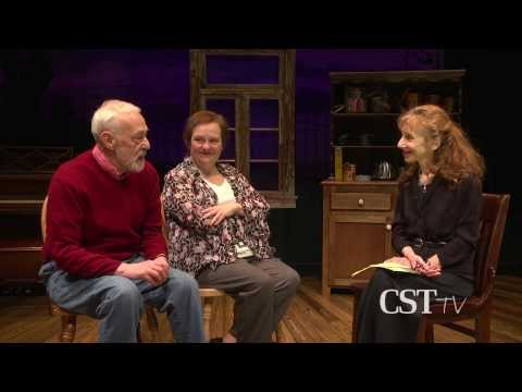 Curtain Call: John Mahoney and Penny Slusher