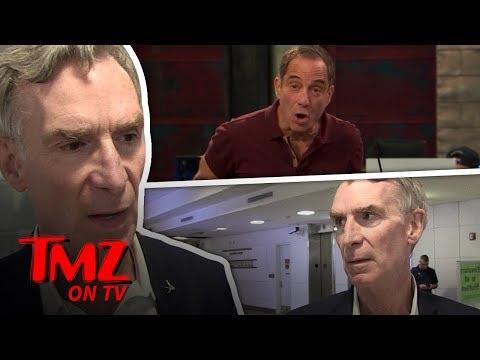 Bill Nye Shuts Down Harvey Levin's Stupid Question   TMZ TV