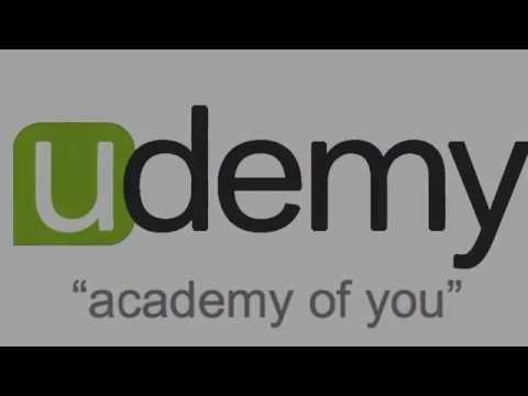 Udemy plataforma de cursos en línea