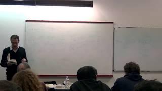 Spinoza à Paris 8 - 13 novembre 2014 Ivan Segré
