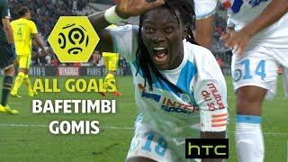 All goals Bafetimbi Gomis - OM 2016-17 - Ligue 1