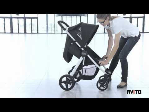 Детская коляска  ABC Design Avito