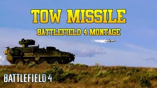 Battlefield 4 Montage: TOW Missile Operation! - NxR, PC Gameplay