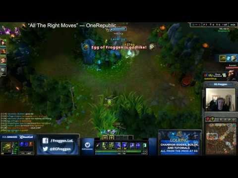 Froggen - Twitch vs Zed - mid «Beast» (Diamond l)