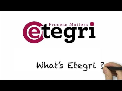 Etegri - What is Etegri