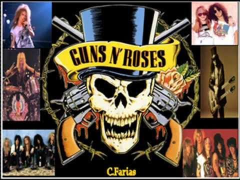 Guns ´n Rose Grandes Exitos