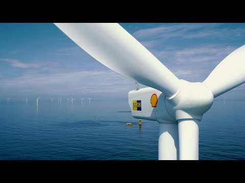 Watch: the story of Shell's New Energy Business