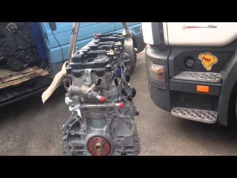 Двигатель БУ J24B 2.4 СУЗУКИ Гpaнд Витapa SUZUКI Grand Vitara