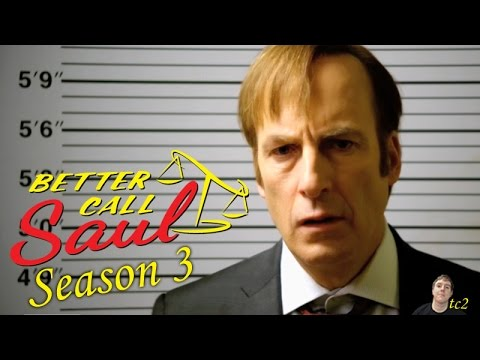 Better Call Saul Season 3 to Release in Spring 2017 & New 'Mugshot' Teaser  - My Thoughts!