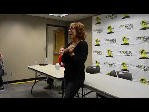 Mindy Sterling panel part 2