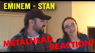 Stan - Eminem (REACTION! by metalheads)