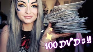 100 DVD Lucky Dip - Mystery Box Unboxing !