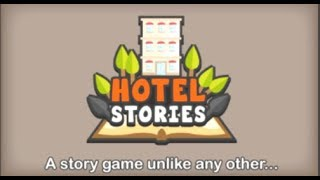 HOTEL STORIES (Play as Playtime) | Roblox Camping