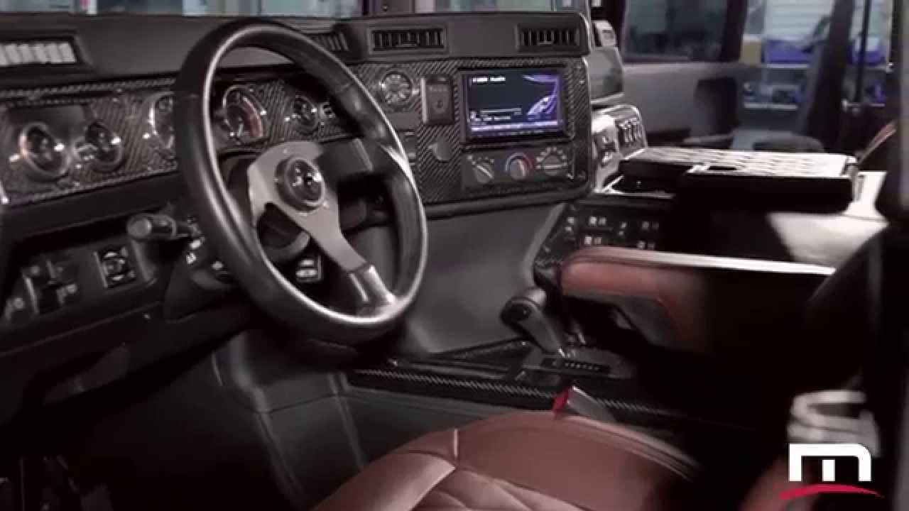 Black dragon h1 by mitsiwa auto custom youtube vanachro Choice Image