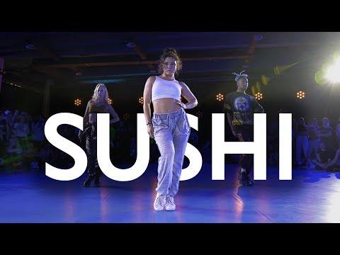 Sushi feat Jade Chynoweth - Merk & Kremont | Brian Friedman Choreography | NMDF Athens