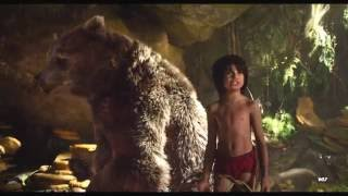 Recreated the jungle book song (first) with new movie.