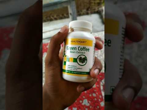 Green Coffee Bean Capsule Exporters In India