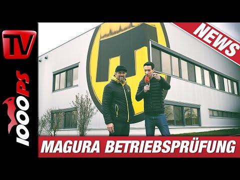 Motorrad Technik Insider I Brems- und Kupplungskomponenten Know-how I Betriebsprüfung bei Magura