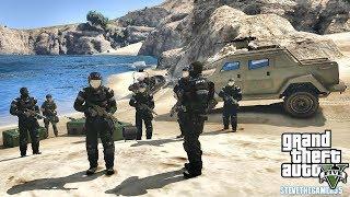 GTA 5 MODS LSPDFR 1056 - SWAT PATROL!!! (GTA 5 REAL LIFE PC MOD) 4K