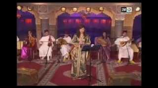 الفنانة المغربية ليلى  تغني  من التراث العربي الجزائري .... يارايح وين مسافر .., اهداء الجميع_