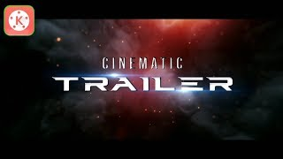 Kinemaster Tutorial: Cinematic Title, Trailer & Intro in Kinemaster || Technical Bibhash Pro