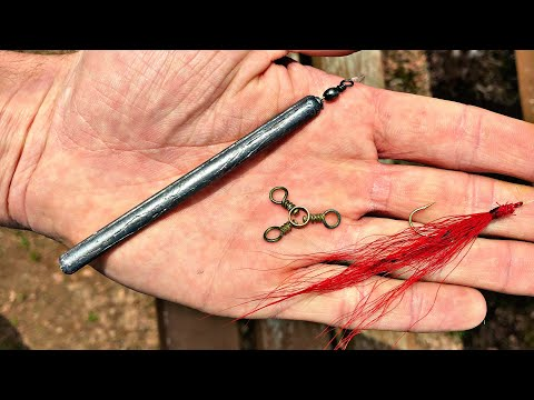 Wolf River Rig   How To Catch White Bass & MORE!!