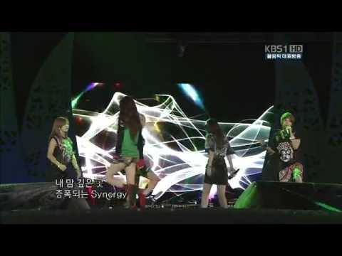 120812 Open Concert fx   Electric Shock  Hot Summer 1080P