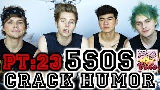 5 Seconds of Summer 5SOS Funny Moments Crack Humor Pt:23