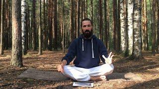 Восьмитактное дыхание для энергии и против стресса