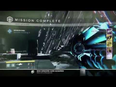 Watch Destiny's Vault of Glass raid boss go down in 17 seconds