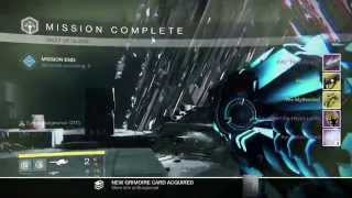 VOG Hard Mode Atheon World Record Speed Kill (17seconds)