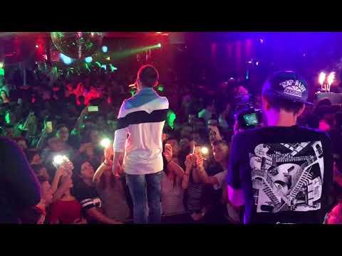 Rkomi - Milano Bachata live @ Setai Club - 29 ottobre 2017
