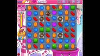 How to beat Candy Crush Saga Level 486 - 3 Stars - No Boosters - 209,300pts