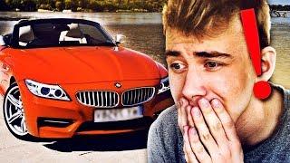 JAK PORYSOWAŁEM BMW (Zakład o 100zł)