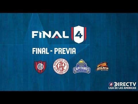 Previa - Final