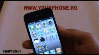 iPhone 4 Review - in Romana