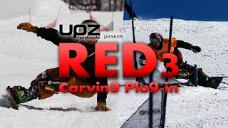 UPZ presents「RED3 - carving plug-in -」予告編