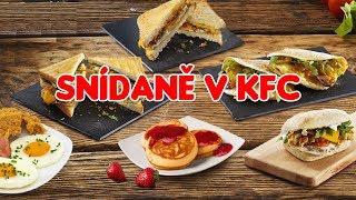 SNÍDANĚ V KFC - Předražená vaj...